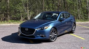 Review of the 2018 Mazda3 GT Sedan
