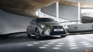 The Next Generation of the Lexus IS Will Debut in 2020