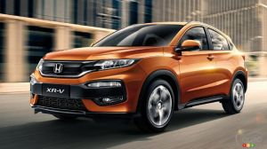2019 Honda HR-V: Goodbye, Manual Gearbox