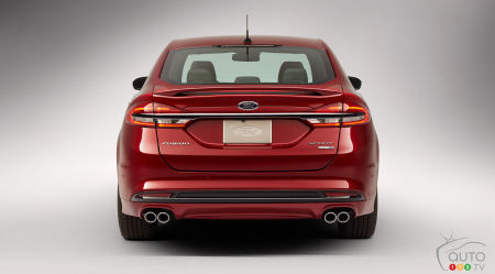 Ford Fusion may live on… as an Outback-like sport wagon!