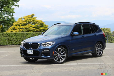 2018 BMW X3 3.0i Review: Cute…with a twist
