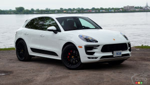 Review of the 2018 Porsche Macan GTS