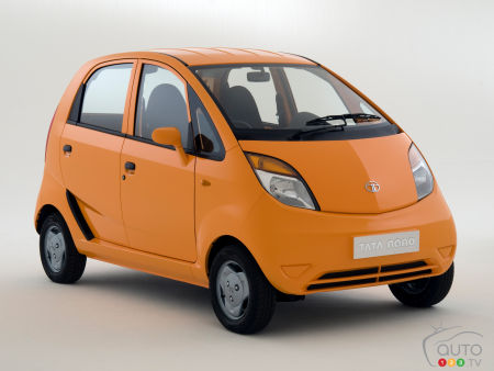 Tata Nano: The $2,500 car will disappear in 2020