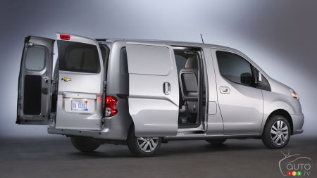 The Chevrolet City Express is Done after 2018