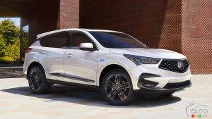 Review of the 2018 Acura RDX : A glimpse into the future