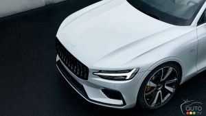 Polestar 2 electric sedan will be at 2019 Geneva Auto Show ahead of 2020 market date