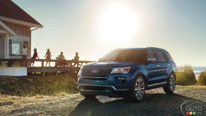 2018 Ford Explorer Review: One of the best in its class