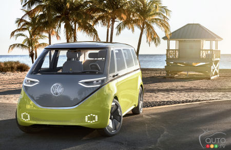Volkswagen to Build Two Electric Models in the US of A