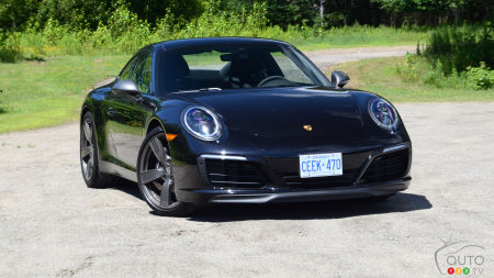 2018 Porsche 911 Carrera T Review: An Alternative Worth Considering
