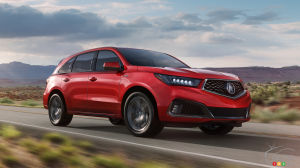Nips and Tucks for the 2019 Acura MDX