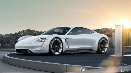 "Interest in Porsche's New Taycan EV has been ""Fantastic"""