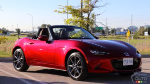First Drive of the 2019 Miata MX-5:  The Reward