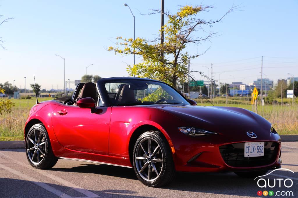 Mazda miata 2019