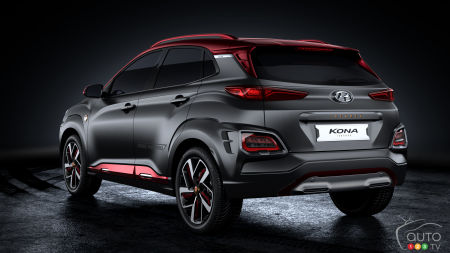 Hyundai and its Kona Iron Man