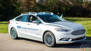 Ford to establish new autonomous vehicles division