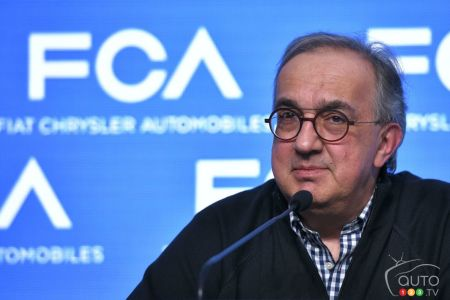 Sergio Marchionne, longtime FCA head, has died at 66 years of age