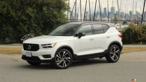 2019 Volvo XC40 R-Design Review: Poised for Success