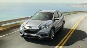 2019 Honda HR-V: Honda confirms esthetic, equipment changes