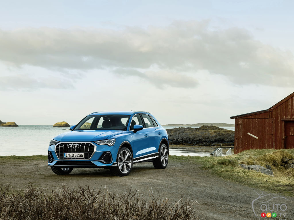 New Audi Q3 Gets Official Reveal… Online