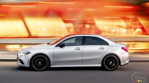 Mercedes-Benz A-Class: After the Hatchback, Now the Sedan is Confirmed for Canada