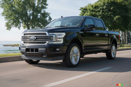 Raptor V6 Engine to Power the 2019 Ford F-150 Limited