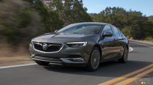 Buick Canada Confirms Regal Avenir For 2019 Car News Auto123
