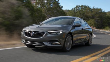 The Buick Regal Avenir, Coming in 2019