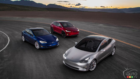 Who sells the most plug-in hybrids in the U.S.?