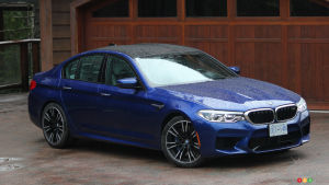 Review of the 2018 BMW M5