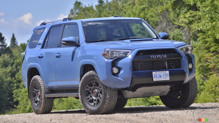 Review of the 2018 Toyota 4Runner TRD PRO: the Rebel Stands it Ground