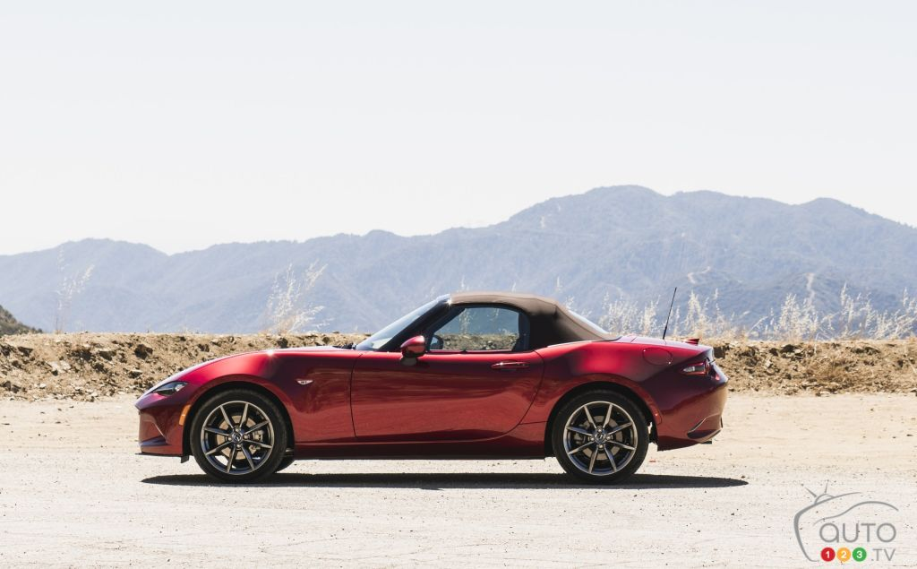 Canadian Pricing, Details Announced for the 2019 Mazda MX-5