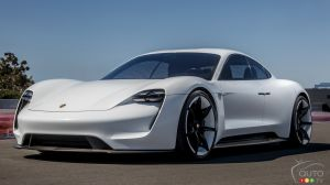 The Taycan: A Logistical Challenge for Porsche?