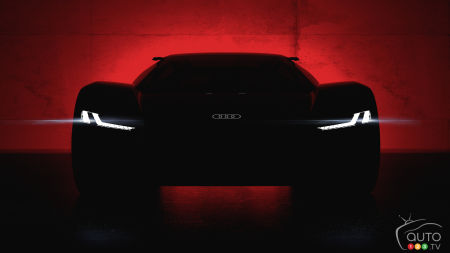 Audi to Present PB 18 e-tron Concept at Pebble Beach