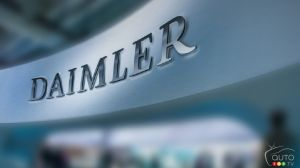 Daimler Restructuring with Autonomous Vehicles in Mind