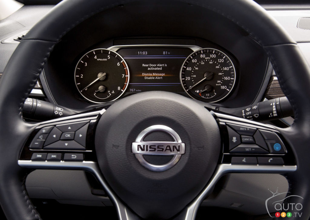 Nissan Will Include Rear-Seat Presence Alert System in Its Vehicles