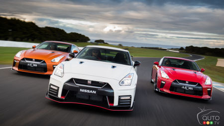 Nissan Says it Will Produce Concept ahead of Next GT-R