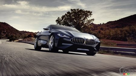 BMW confirms 8 Series Convertible, Gran Coupe for 2019