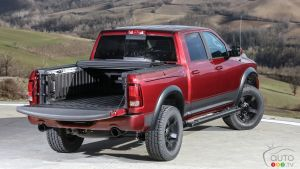FCA recalls 1.1 million RAM trucks over a faulty tailgate latch