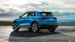 400-hp Audi RS Q3 Coming to Canada