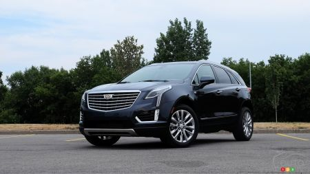 Cadillac Xt5 Reviews From Industry Experts Auto123