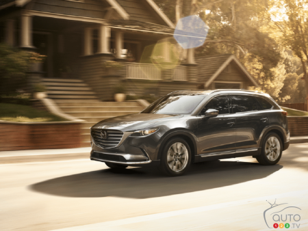 More refinement, higher pricing for 2019 Mazda CX-9