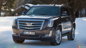 The Cadillac Escalade could have 3 engine choices for 2020