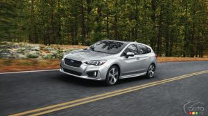 2019 Subaru Impreza: Pricing and details announced
