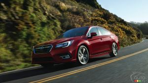 2019 Subaru Legacy: Here are Pricing and Details