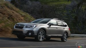2019 Subaru Outback: Pricing, Details Announced