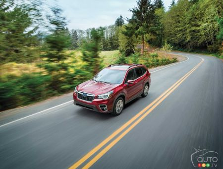 2019 Subaru Forester Prices And Details Announced Car Releases