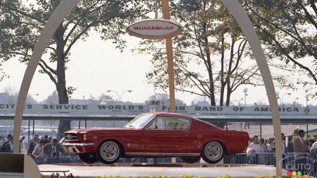 Ford Mustang: 10 millionth unit produced, Ford celebrates