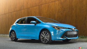 2019 Toyota Corolla Hatchback: Prices and details announced for Canada