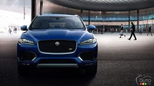 The 2019 Jaguar F-PACE SVR version is coming: Details Announced