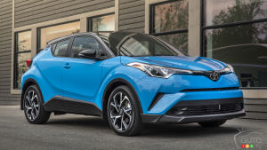 2019 Toyota C-HR: Canadian Pricing and Details Announced